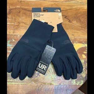 NWT Men's North Face Apex Gloves